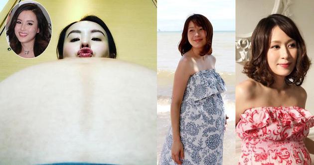 首次怀孕的杨洛婷表现雀跃,怀了第三胎的邝文珣却患了惊恐症。