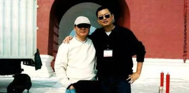 """刘镇伟:王家卫就是我的""""筷子兄弟"""""""