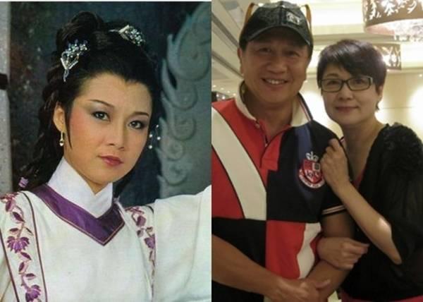欧阳佩珊与丈夫郭锋