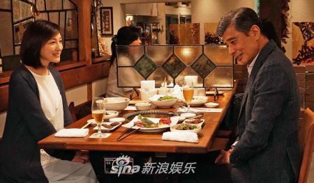 广末凉子与馆博首次合作电影《完结之人》剧照