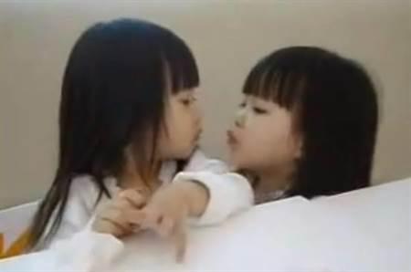 台湾最美双胞胎视频_台湾最美双胞胎姐妹长大了 亭亭玉立长相甜美(图)|最美双胞胎 ...