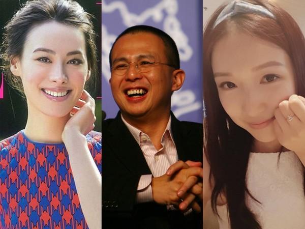 李泽楷与梁洛施育有三子但并未结婚
