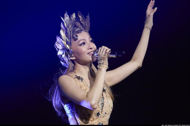 張韶涵演唱會時隔7年登陸北京 門票半數已售罄