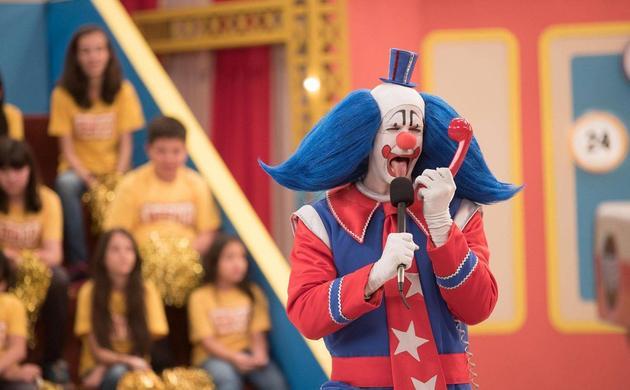 小丑形象很不错