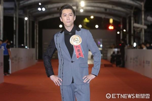 陈汉典是红毯第一帅