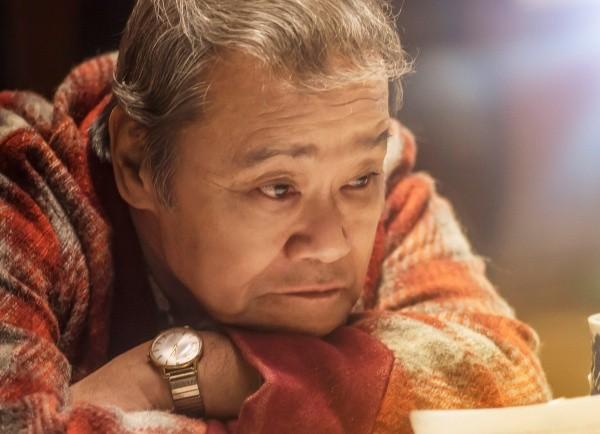 西田敏行在片中饰演杂货店老板。