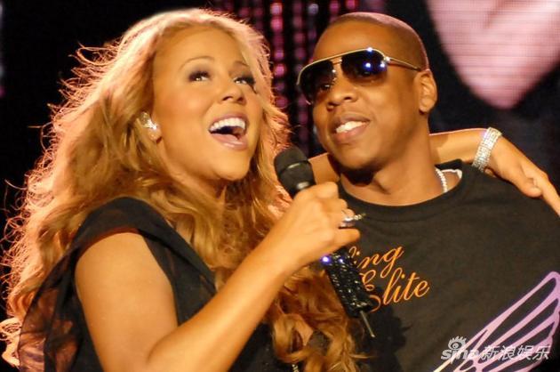 爆!玛利亚·凯莉将签Jay-Z ROC NATION厂牌