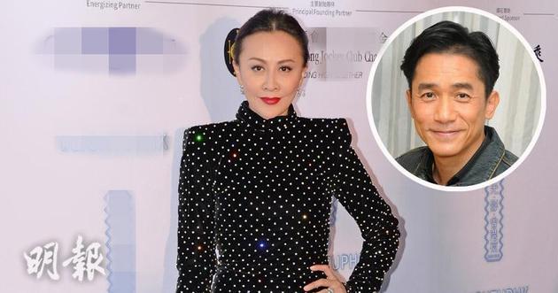 刘嘉玲今年圣诞节要拍电视剧《半生缘》,可能没时间陪梁朝伟。