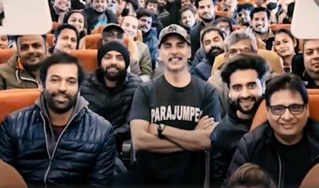 印度宝莱坞一剧组45人感染新冠