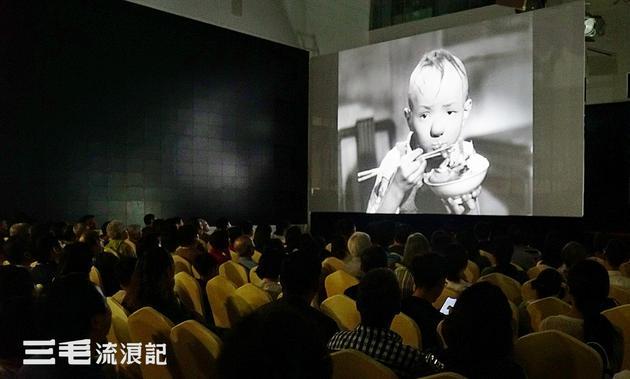 《三毛流浪记》4K修复版放映 重现艺术经典