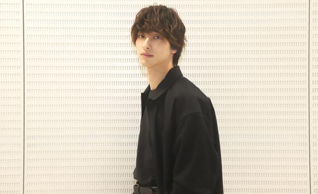 日剧《在不黑不白的世界,熊猫乐了。》主演横滨流星批准采访
