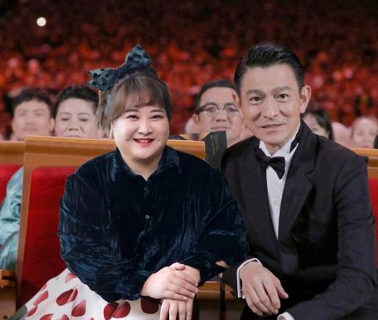 刘德华贾玲
