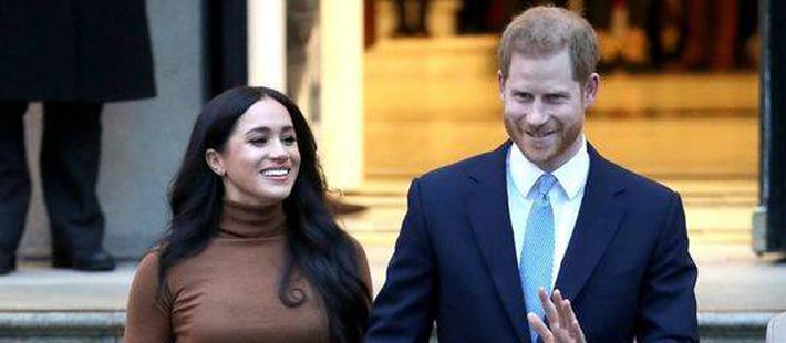 时间敲定!哈里梅根将于3月31日正式退出英王室