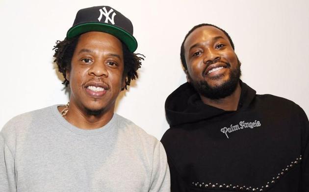 Jay-Z和Meek Mill。