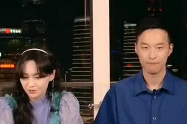 郑爽直播男搭档发文:大家给她一些消化空间吧