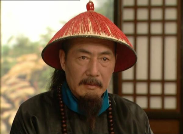杜雨露在《雍正王朝》中饰演张廷玉