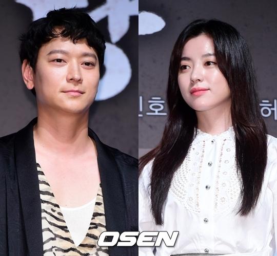 姜栋元韩孝周双方公司否认恋情:是关系很好的饭友