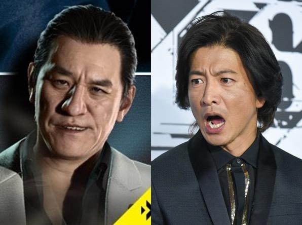 瀧正則參與的電玩遊戲都被公司宣布停售,牽連到遊戲主角木村拓哉。