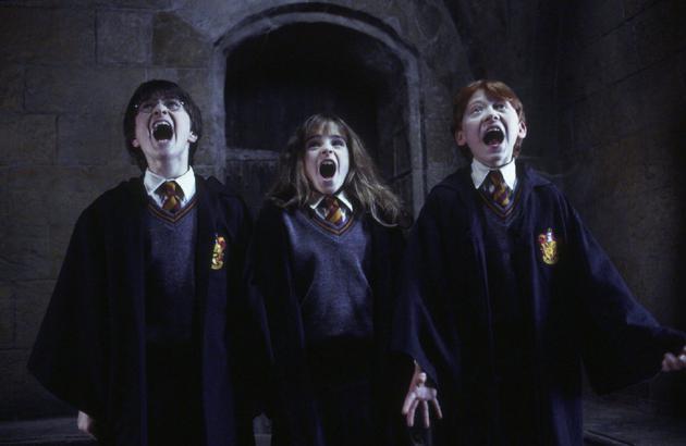 《哈利波特与魔法石》剧照