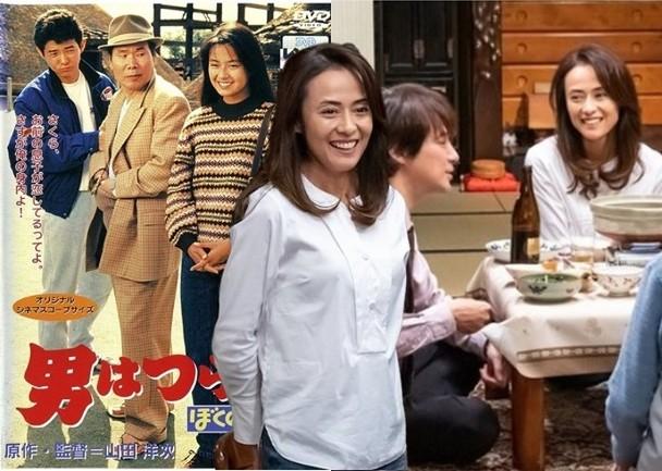后藤久美子息影23年复出演《男人之苦》