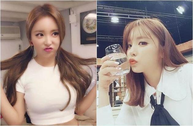 韩国歌手洪真英