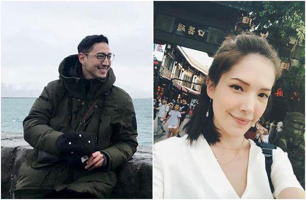 许玮甯与男友刘又年