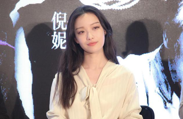 倪妮搭档赖声川首演舞台剧 想在三十岁寻求突破