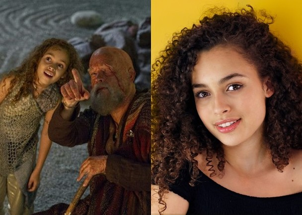 Mya曾于《云图》与汤姆汉克斯演对。手戏。