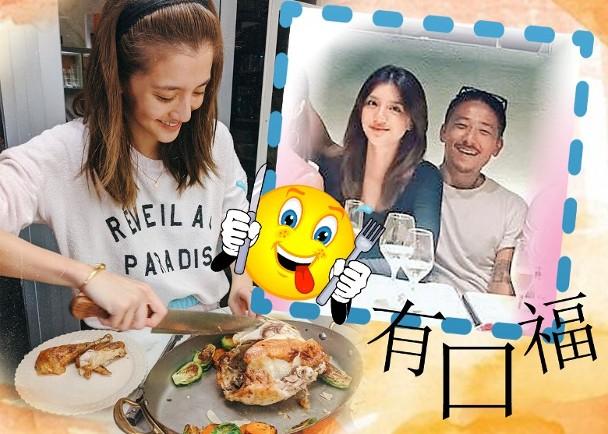 吴千语秀厨艺