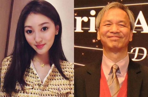 港姐何艳娟今宣布与百亿富商离婚