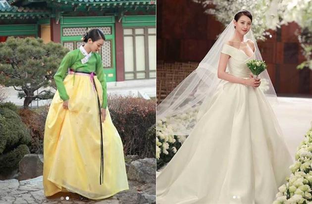 """金秀贤结婚了!婚纱照曝光""""谢谢让我梦想成真"""""""