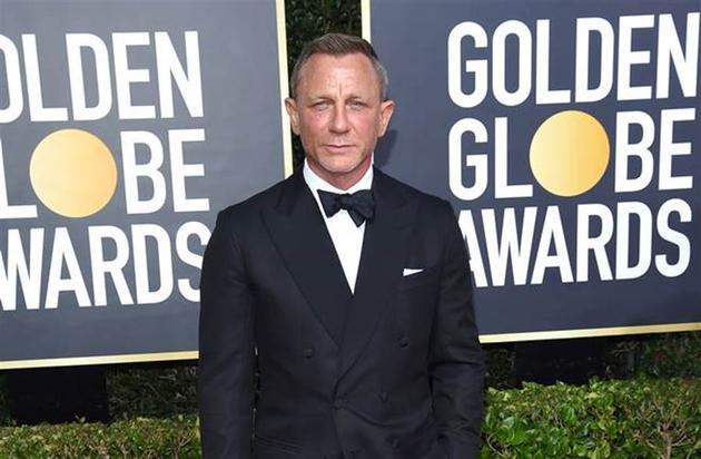 52岁的丹尼尔·克雷格以007邦德红遍全球。