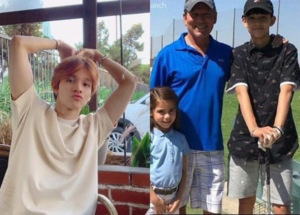 Kim Samuel的父亲Jose Arredondo在墨西哥遭人杀害。