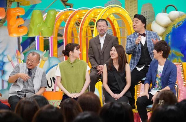永野芽郁上日本台节目