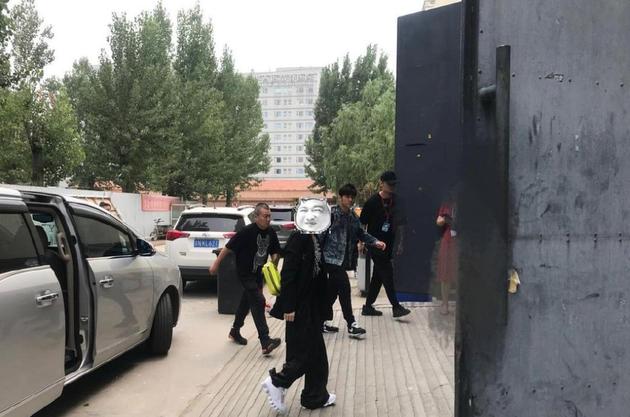 网友北京偶遇周杰伦
