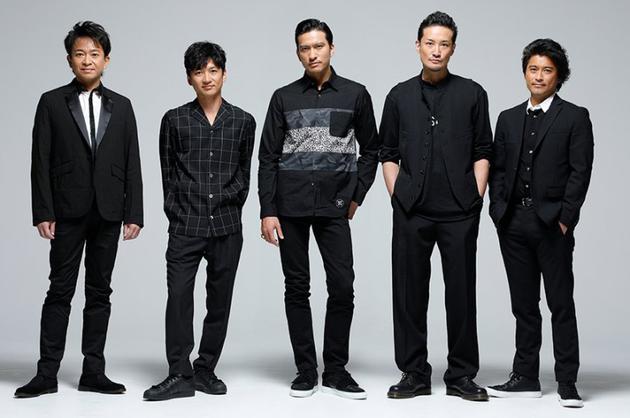 山口达也离巢后,TOKIO会以4人姿态继续活动。