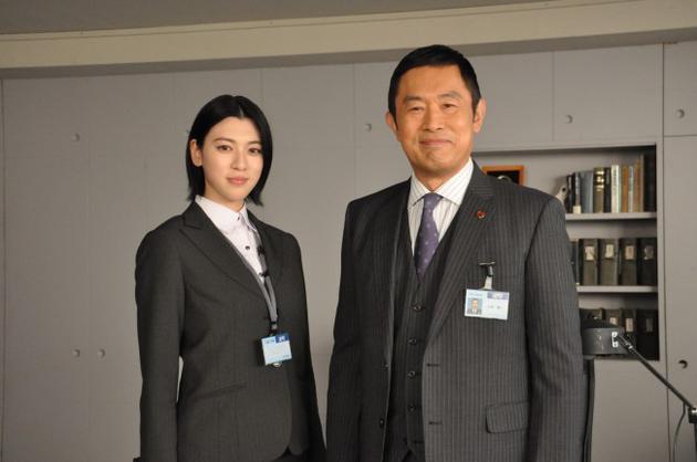 三吉彩花、內藤剛志出演日劇《警視廳搜查一科長2020》