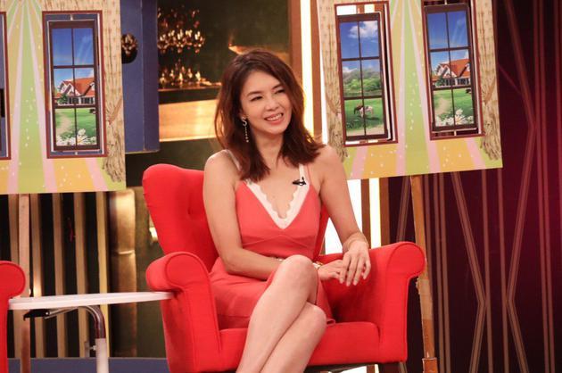 林美贞谈孙兴是负责任的爸爸 还曝自己有约会对象