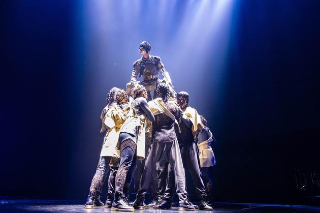 林俊杰在台北小巨蛋举办《圣所》世界巡迴演唱会台北站