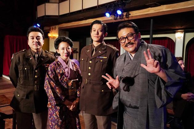 日劇《兩個祖國》演員