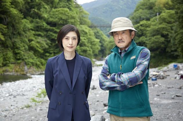 天海祐希与吉田钢太郎合作日剧《紧急审讯室》