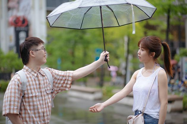 郭书瑶出演《傻傻爱你傻傻爱我》