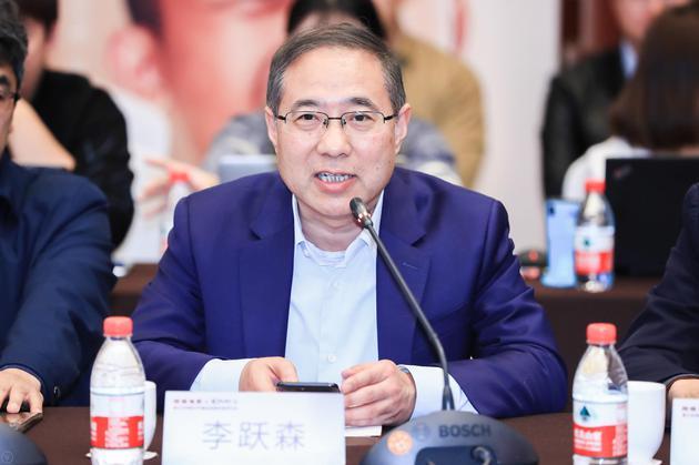 中国电视艺术委员会《中国电视》执行主编、高级编辑李跃森