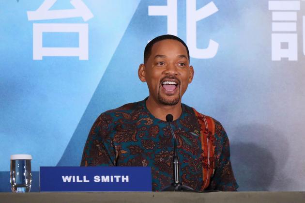 威尔·史密斯宣传《双子杀手》