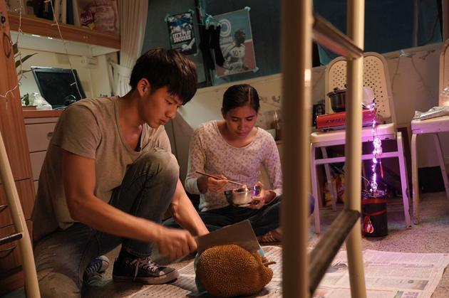 导演廖克发用代表水果菠萝蜜展现大马游子的彼岸乡愁