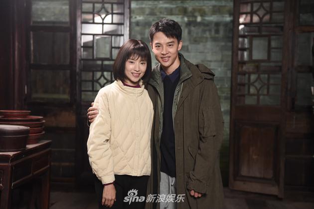 董洁新剧开放媒体探班 与尹昉演绎30年母子情深