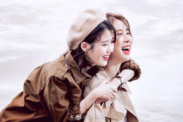 刘仁娜和IU