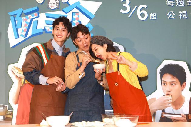 《阮三个》推出全新第二季:杨贵媚挑战人生第一跳