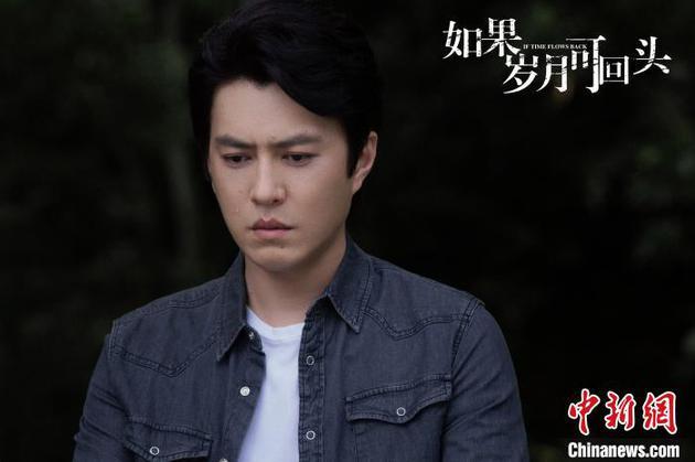 演员靳东。 受访者供图