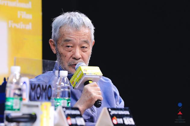 田壮壮希冀建立学术院线 表白电影:愿一生为伍